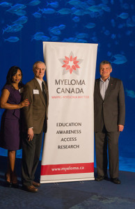 Co-Hosting the International  Journalists Event at American Society of Hematology with Myeloma Canada.